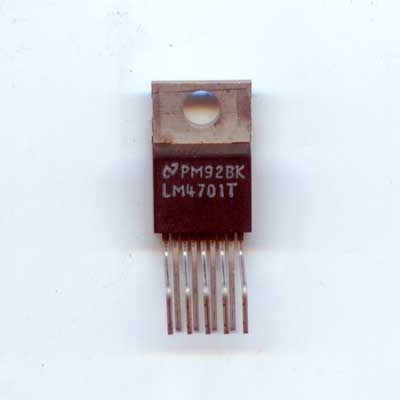 五一电子商品说明:《lm4701t高保真单声道30w功放ic 》